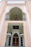 清真寺Baitul Izzah在Tarakan印度尼西亚 免版税库存照片