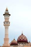 清真寺Baitul Izzah Tarakan,印度尼西亚 免版税库存照片
