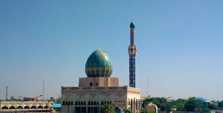 清真寺Bnieh议院(haj Bnieh) 免版税库存照片