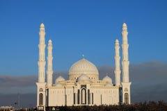 清真寺Hazret苏丹 库存图片