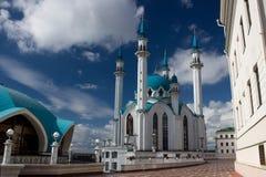 清真寺Kul谢里夫 库存照片