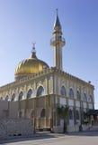 清真寺Makam el nabi Sain在Nazaret,以色列 图库摄影