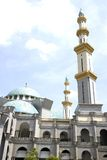 清真寺persekutuan wilayah 免版税库存图片