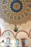 清真寺Qazim在佩奇匈牙利 免版税图库摄影