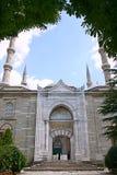 清真寺selimiye 免版税库存图片
