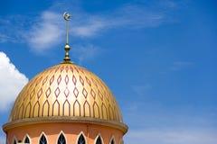 清真寺setapak 免版税库存图片