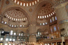 清真寺sulemaniye 图库摄影