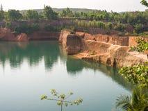 清迈大峡谷,泰国 免版税库存照片