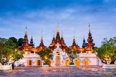 清迈泰国 库存照片