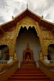 清迈,北泰国 库存图片
