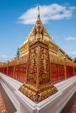 清迈,泰国素贴土井素贴建筑 库存图片