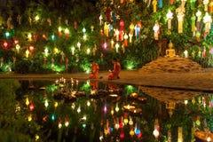 清迈,泰国- 2014年11月04日:每年 免版税图库摄影