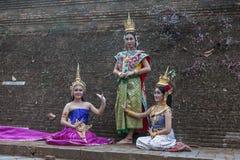 清迈,泰国- 2014年2月01日 库存照片