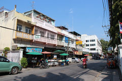 清迈-泰国 免版税库存照片