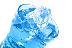 清除玻璃水 免版税库存照片