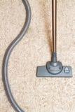 清洁地毯 概念 免版税库存图片