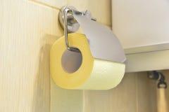 清洁家庭卫生学纸张产品洗手间 免版税库存图片