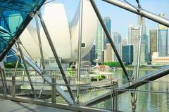 清洁服务,新加坡 图库摄影
