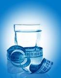清洗玻璃水 库存图片
