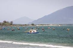 渔场 免版税库存图片