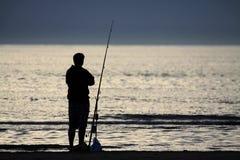 渔夫01 图库摄影