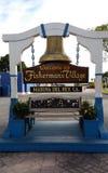 渔夫` s村庄德拉瑞码头,加利福尼亚 免版税库存照片