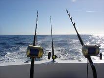 渔梦想 免版税图库摄影