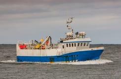 渔船 免版税库存图片