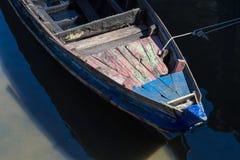 渔船 免版税图库摄影