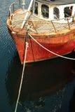 渔船 图库摄影