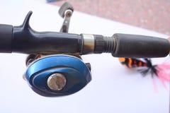 渔辅助部件 免版税图库摄影
