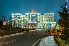 渠坝- 2015年3月26日:3月的渠坝Rixos旅馆 库存照片