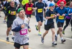 温哥华太阳奔跑的夏恩Astin 2013年 免版税库存照片