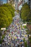 2013年温哥华太阳奔跑 免版税图库摄影
