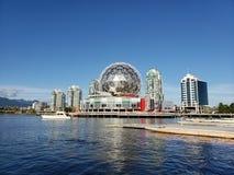 温哥华科学世界 免版税库存图片