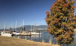 温哥华,不列颠哥伦比亚省,加拿大 库存图片