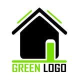 温室商标 免版税图库摄影