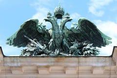 温室-维也纳-奥地利 库存图片