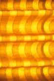 温暖的口气窗帘或帷幕和抽象自然阳光 免版税库存图片