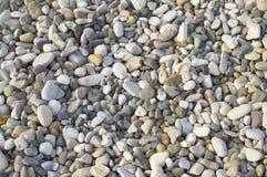 温暖的岩石 免版税库存照片