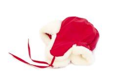 温暖的红色盖帽 库存图片
