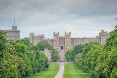温莎城堡,英国 免版税图库摄影