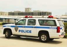 港务局警察纽约-新泽西providin 库存照片