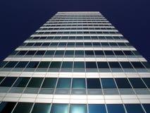 港区伦敦办公室s摩天大楼 库存图片