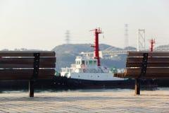 港口码头 免版税库存图片