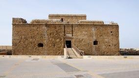 港口城堡 库存照片