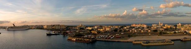 港口胡安・波多里哥圣 免版税库存图片