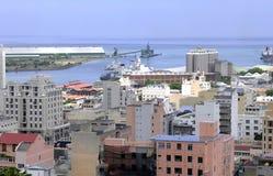港口路易斯端口 免版税图库摄影