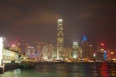 港口香港 图库摄影