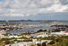 港口马丁圣徒 图库摄影